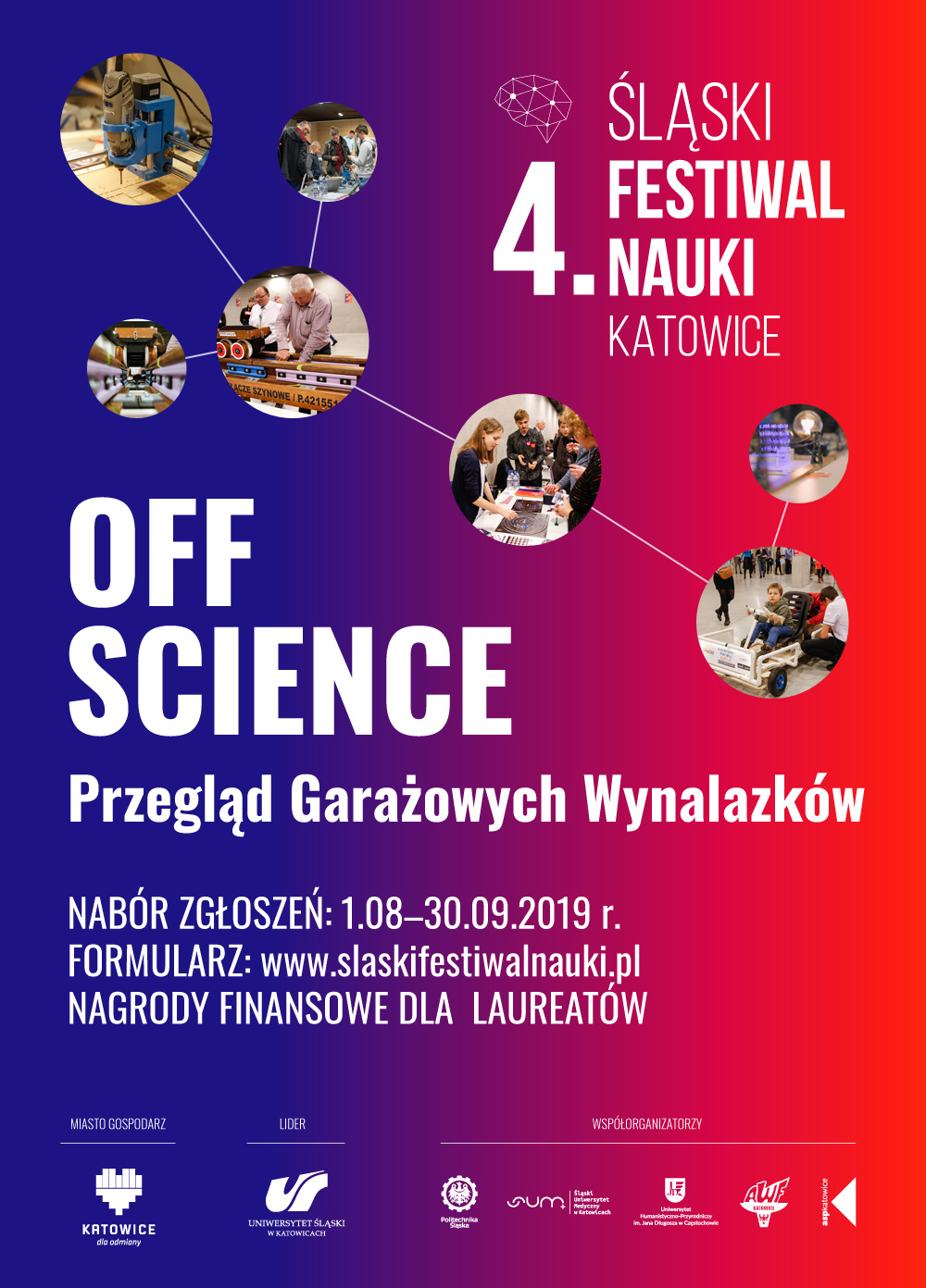 OFF Science - plakat